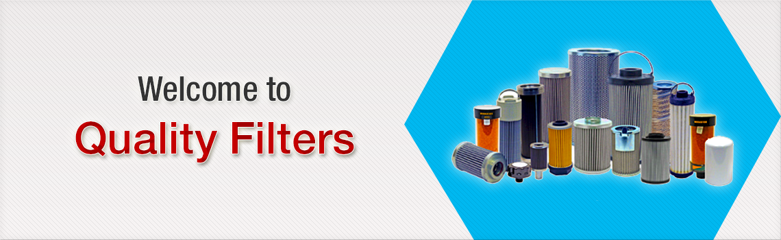 Quality Filters | Custom Filters, OEM Replacement Filters, Hydraulic